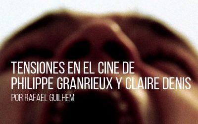 Tensiones en el cine de Philippe Grandrieux y Claire Denis