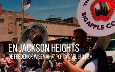 En Jackson Heights de Frederick Wiseman
