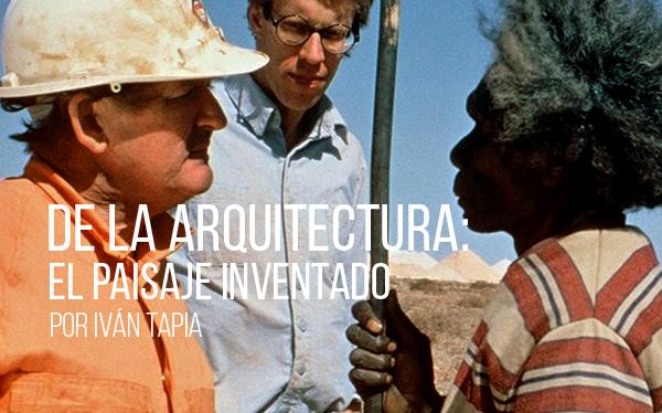 De la arquitectura: el paisaje inventado
