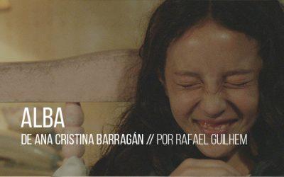 Alba de Ana Cristina Barragán