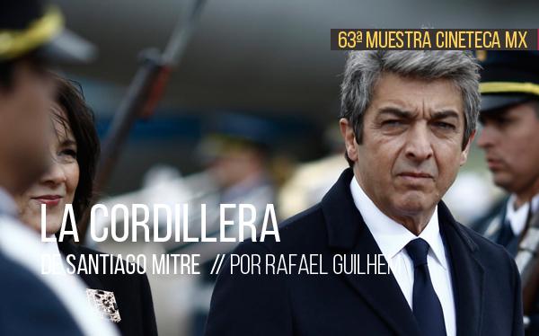 La cordillera de Santiago Mitre