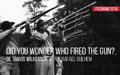 Did You Wonder Who Fired the Gun? de Travis Wilkerson
