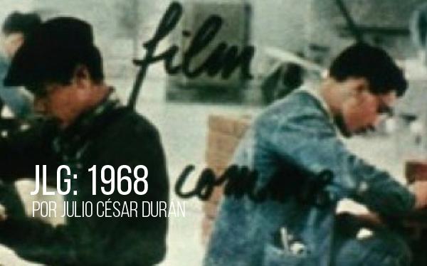 JLG: 1968