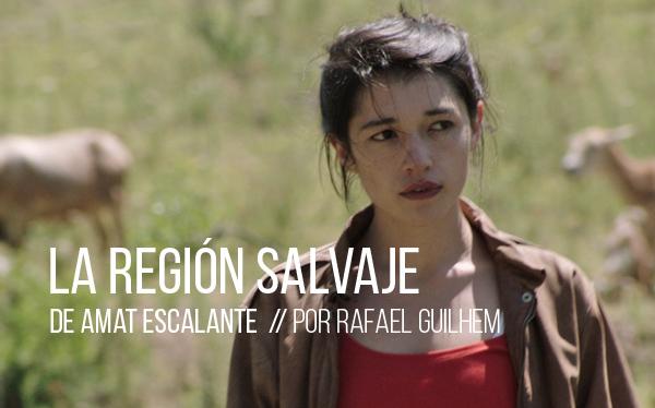 La región salvaje de Amat Escalante