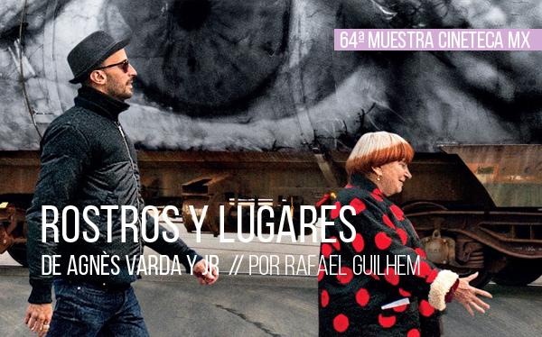 Rostros y lugares de Agnès Varda y JR
