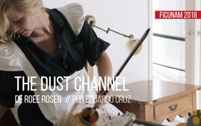 The dust channel de Roee Rosen