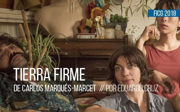 Tierra firme de Carlos Marqués-Marcet