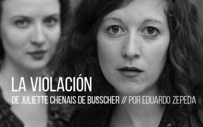 La violación de Juliette Chenais de Busscher