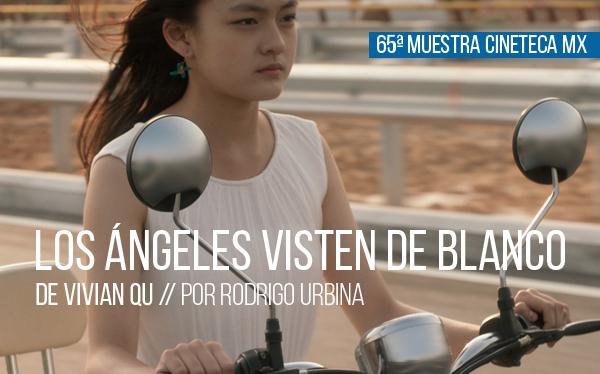 Los ángeles visten de blanco de Vivian Qu
