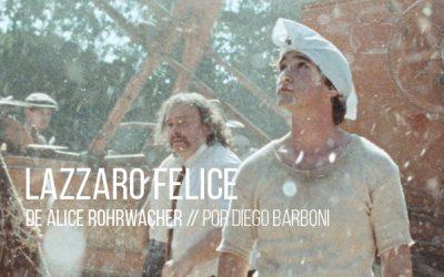 Lazzaro felice de Alice Rohrwacher