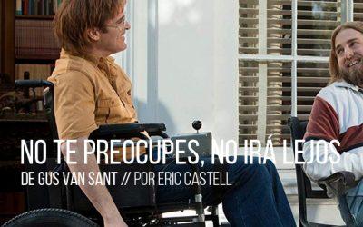 No te preocupes, no irá lejos de Gus Van Sant