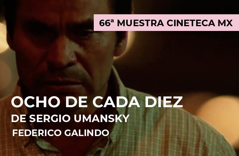66 MIC: Ocho de cada diez de Sergio Umansky