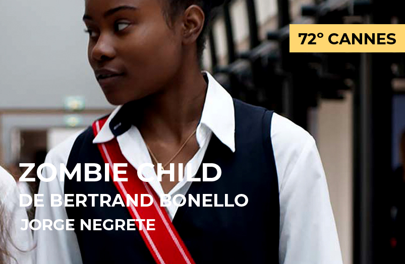 72º CANNES: Zombi Child de Bertrand Bonello