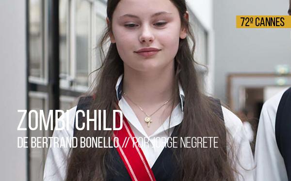72º CANNES: Zombi Child de Bertrand Bonello