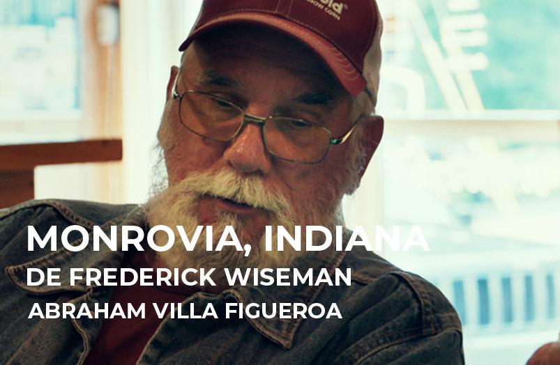 Monrovia, Indiana de Frederick Wiseman