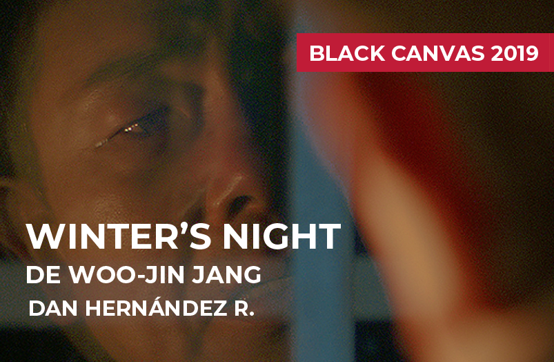 Black Canvas 2019: Winter's Night de Woo-jin Jang