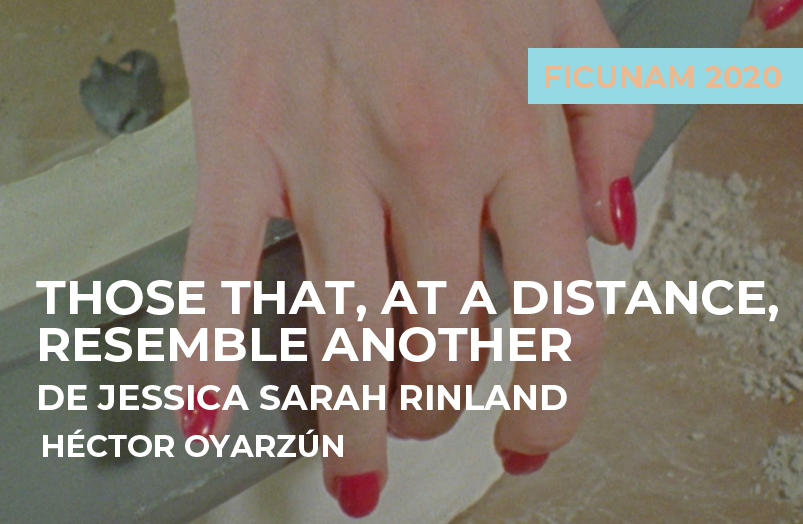 FICUNAM 2020: Those That, at a Distance, Resemble Another de Jessica Sarah Rinland