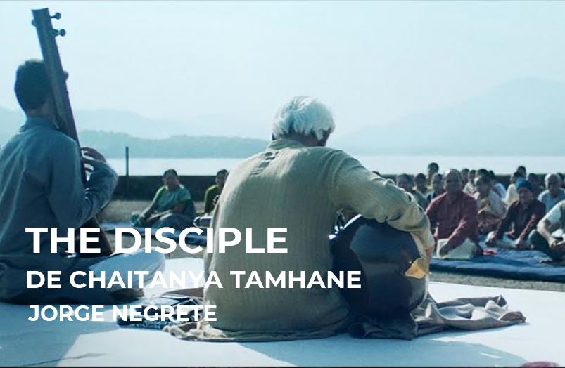 The Disciple de Chaitanya Tamhane