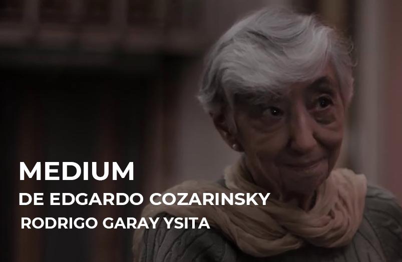 Medium de Edgardo Cozarinsky