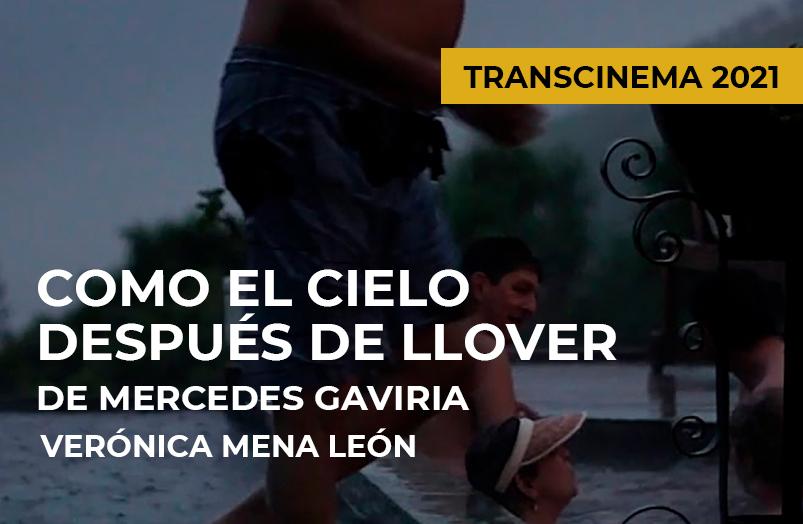 Transcinema 2021: Como el cielo después de llover de Mercedes Gaviria