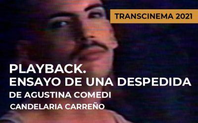 Playback Ensayo de una despedida